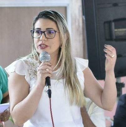 Vereadora Drª Kátia