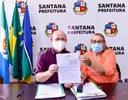 Executivo Municipal sanciona projeto de lei, que reforça a obrigatoriedade da apresentação da caderneta de vacinação atualizada durante matrículas das crianças
