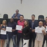 Sessão na CMS entrega títulos honoríficos a membros de Santana
