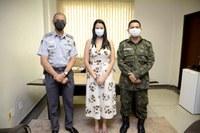 Programação de aniversário do batalhão Ambiental fortalece parceria envolvendo a Polícia Militar e CMS