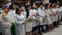 Vereadores aprovam Lei que autoriza contratação de médicos cubanos para combate ao COVID-19